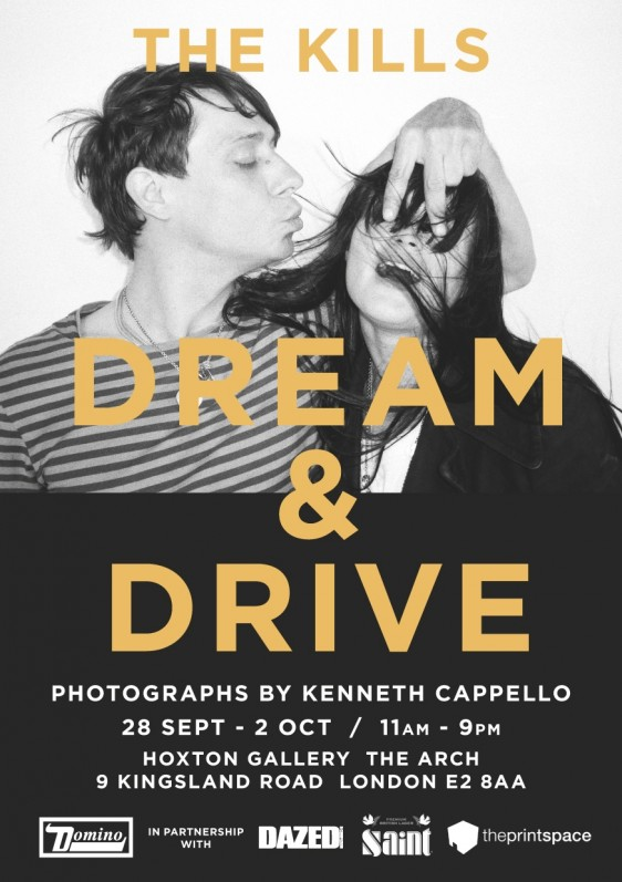 DREAM & DRIVE LONDON EXHIBITION