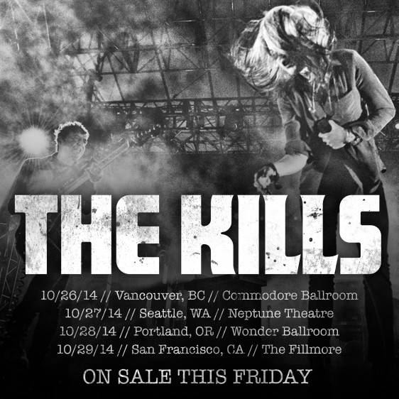 North American headline shows this fall!