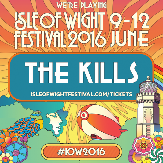 Isle Of Wight Festival announced!