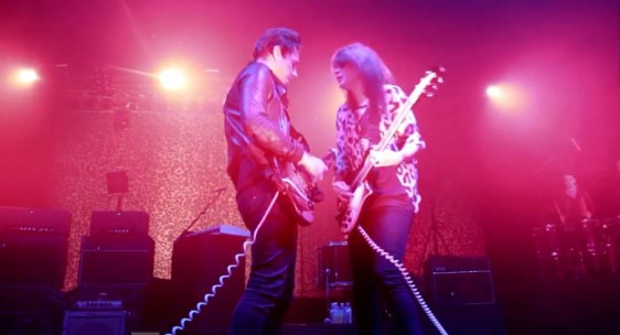 Paris Spleen: The Kills Live at Paris L'Olympia
