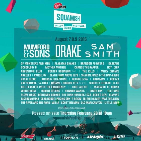 Squamish Festival!