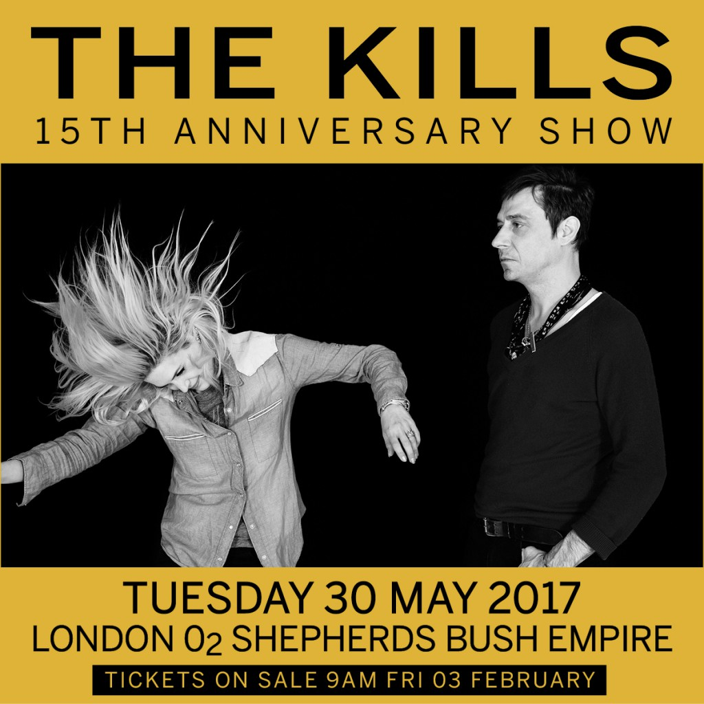 New London Show Announced
