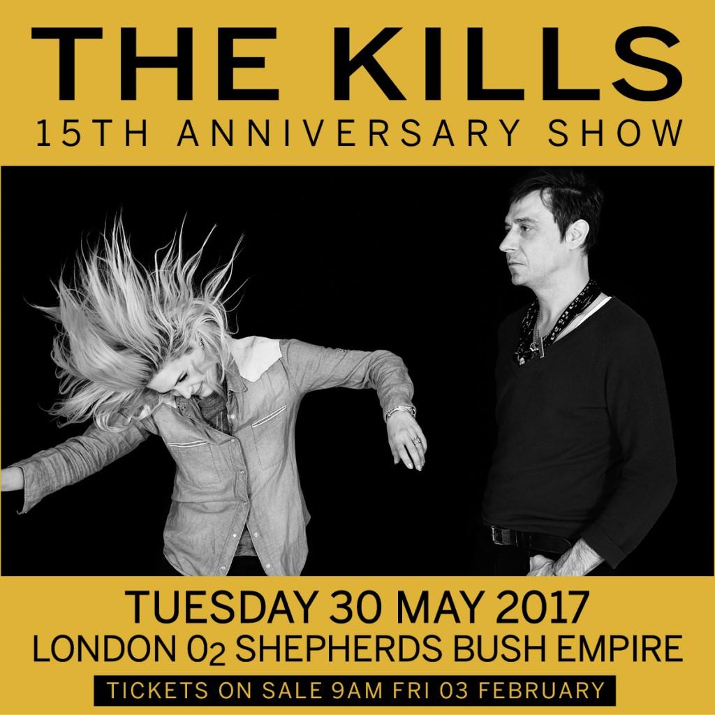 New London Show Announced