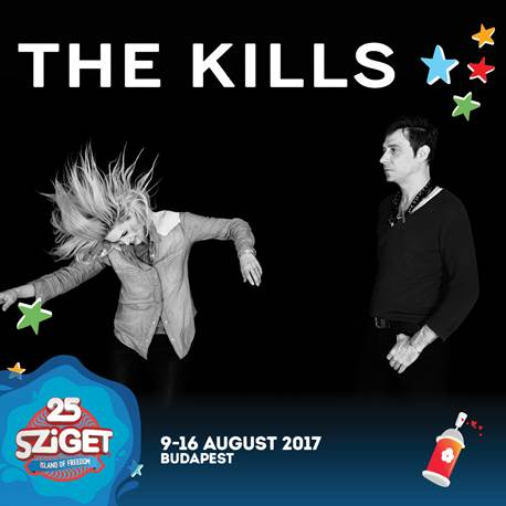 Sziget Festival, Budapest, Hungary, August 15th.