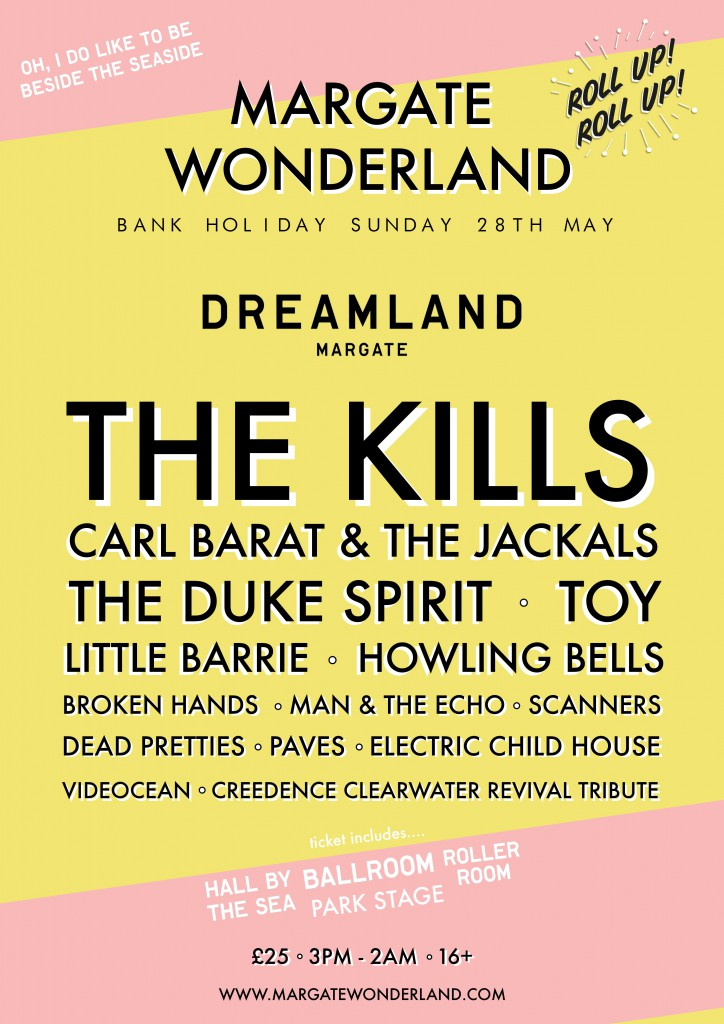Margate Wonderland May 28th 2017