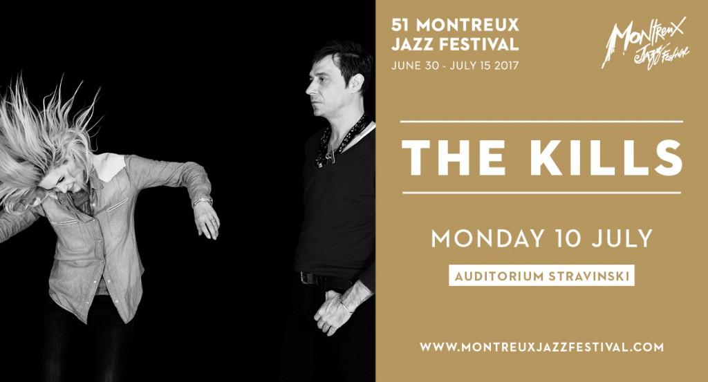 Montreux Jazz Festival, Switzerland 10th July 2017