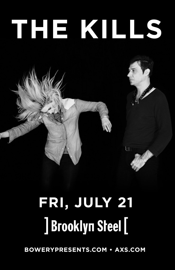 BROOKLYN STEEL SHOW ANNOUNCED FOR FRIDAY 21ST JULY 2017