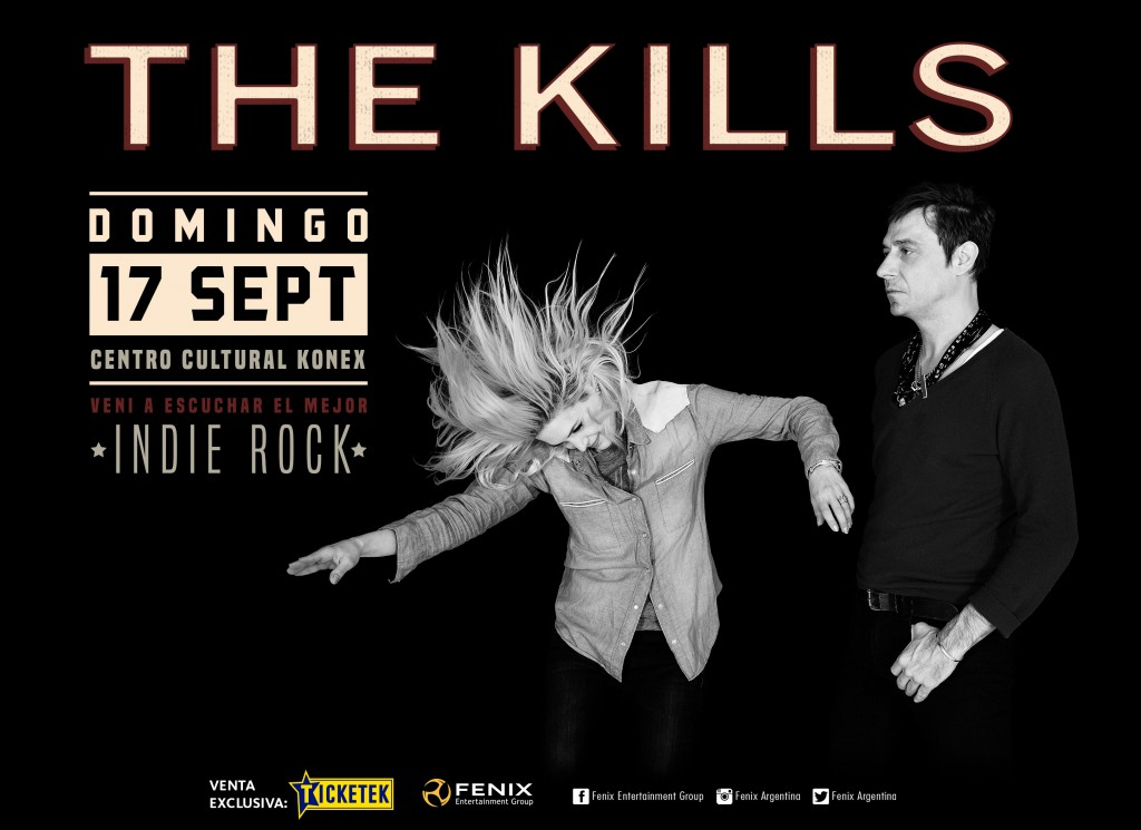 Buenos Aires show added September 17th
