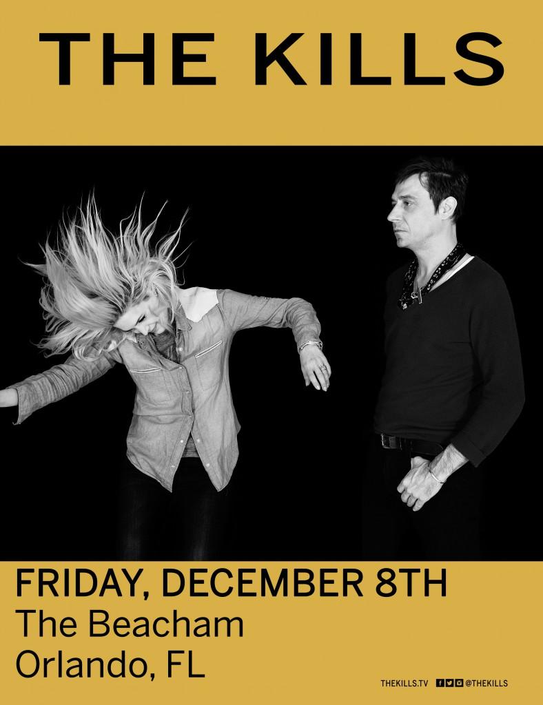Just announced: Orlando, Fl Show December 8th, 2017