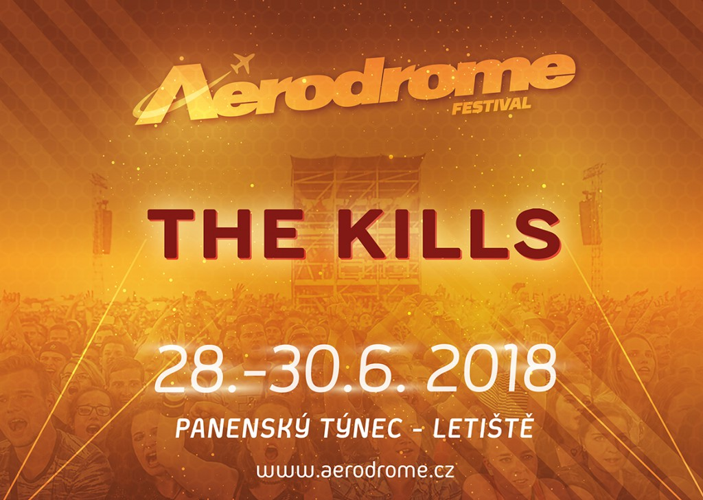 Aerodrome Festival CZ 30 June 2018