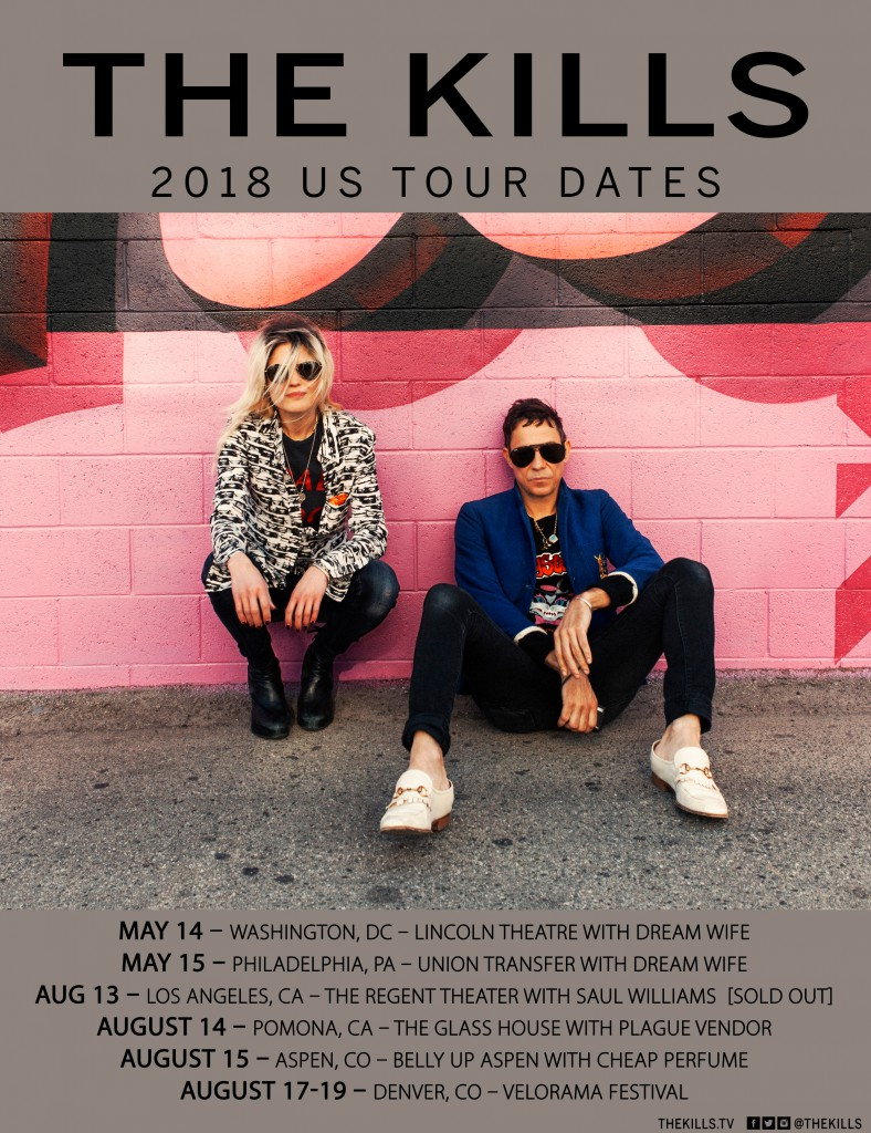 Don't forget! US dates on sale, special guests announced.