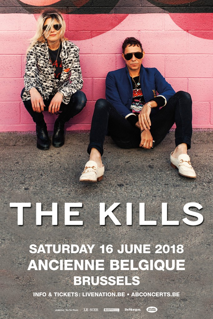 Just announced. Brussels AB Club show Saturday 16th  June, 2018.