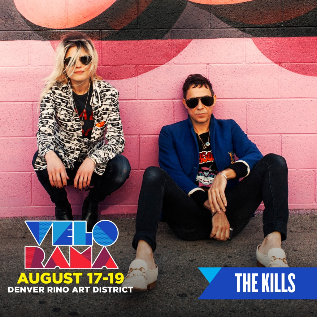 Just announced: Velorama Festival, Denver, Co. 17th to 19th August 2018.